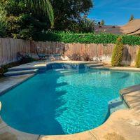 Geometric Swimming Pool 15-01
