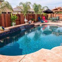 Geometric Swimming Pool 18-01