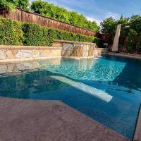 Geometric Swimming Pool 20-01