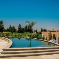 Geometric Swimming Pool 24-01