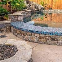 Natural Rock Swimming Pool 5-01