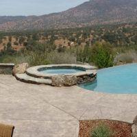 Natural Rock Swimming Pool 8-01