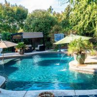 Pool Water Feature 14-01