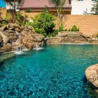 Pool Water Feature 18-01