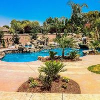 Pool Water Feature 20-01