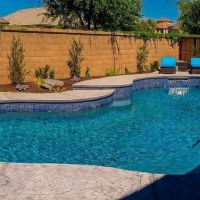 Pool Water Feature 22-01