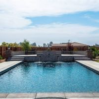 Pool Water Feature 26-01
