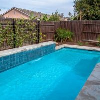 Pool Water Feature 28-01