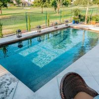 Pool Water Feature 29-01
