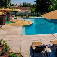 Pool Water Feature 3-01