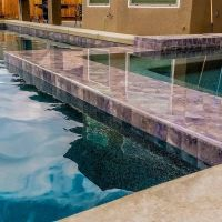 Pool Water Feature 30-01