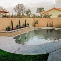 Pool Water Feature 31-01