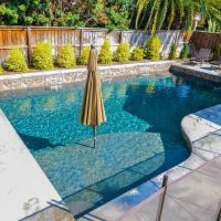 Pool Water Feature 4-01