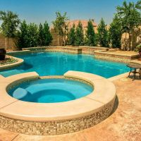 Pool Water Feature 5-01