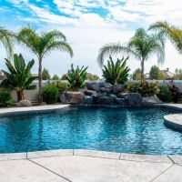 Pool Water Feature 7-01