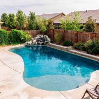 Pool Water Feature 8-01