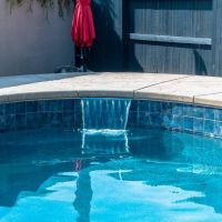 Pool Water Feature 9-01