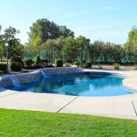 Pool Water Feature 42-01