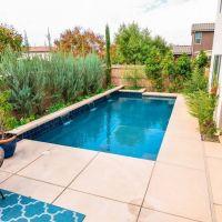 Geometric Swimming Pool 1-01