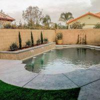 Geometric Swimming Pool 11-01