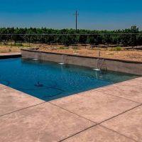 Geometric Swimming Pool 12-01