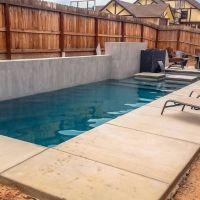 Geometric Swimming Pool 13-01