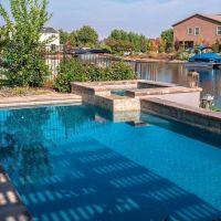 Geometric Swimming Pool 2-01