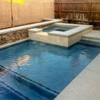 Geometric Swimming Pool 3-01
