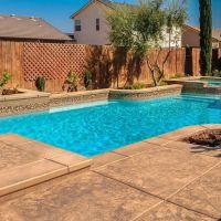 Geometric Swimming Pool 6-01