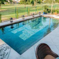 Geometric Swimming Pool 9-01